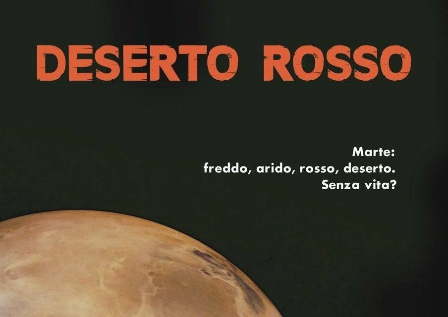 Marte, deserto ma non troppo