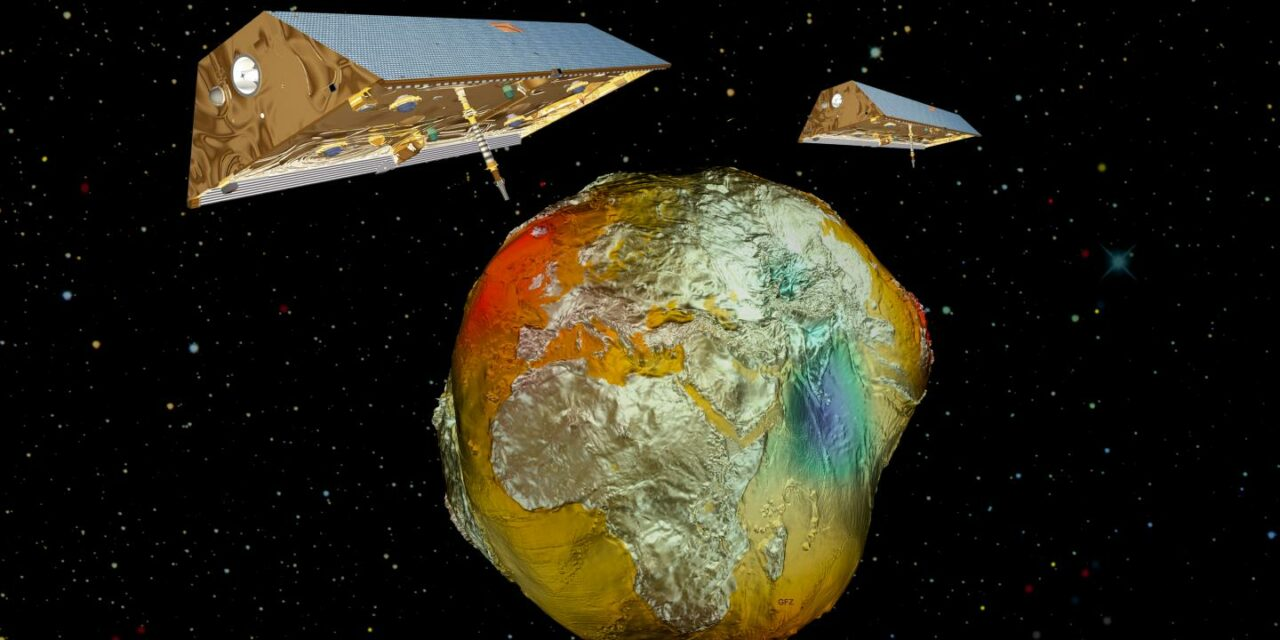 Cambiamento climatico, il punto con i dati di Grace