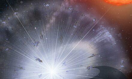 Polvere di stelle: scoperto un granello pre-Sistema solare