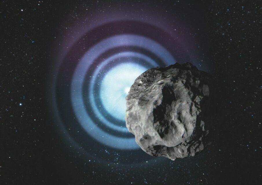 Gli asteroidi misurano il 'girovita' alle stelle lontane