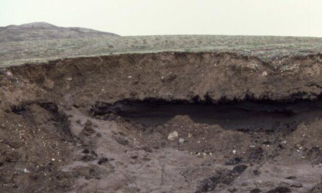 Artide, permafrost in pericolo