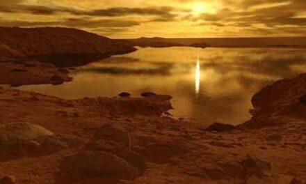 Un tuffo in profondità nei laghi di Titano
