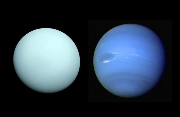 Urano e Nettuno, due mondi da scoprire
