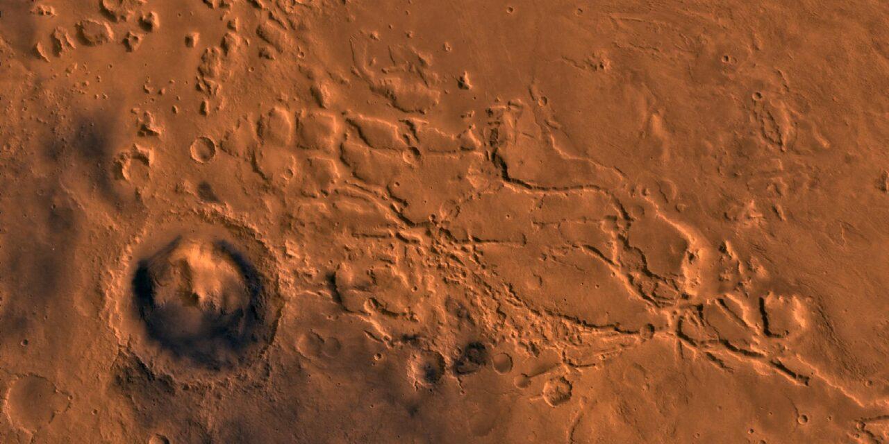 Metano su Marte: la conferma da uno strumento italiano