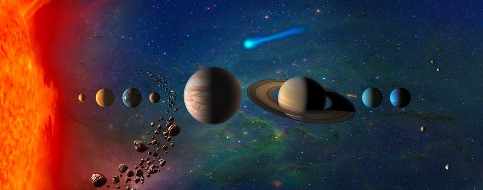 Esplorazione planetaria all'insegna della sostenibilità