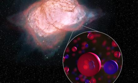 La prima molecola del cosmo