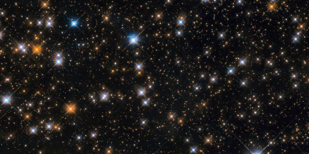 'Volatili' cosmici nel mirino di Hubble