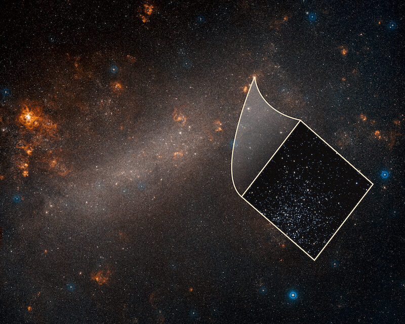 Accelerazione cosmica, con Hubble il mistero s'infittisce