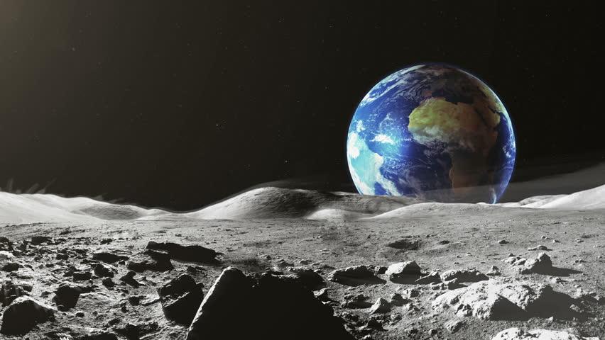 Acqua sulla Terra? Merito della Luna