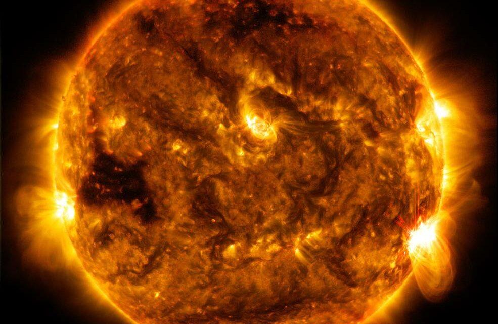 Il ciclo del Sole dipende dai pianeti