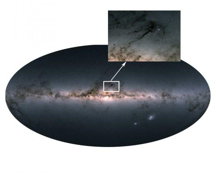 Un 'baby boom' stellare nel passato della Via Lattea
