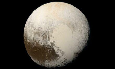 Un oceano nascosto su Plutone