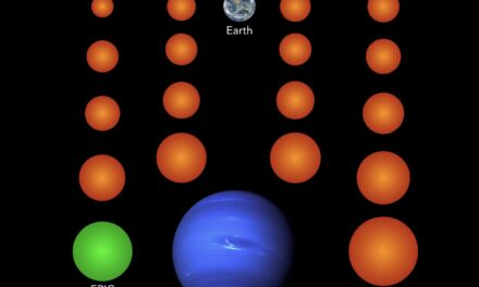 Un nuovo algormitmo rivela 18 esopianeti