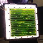 Iss, ossigeno e cibo da un bioreattore ad alghe