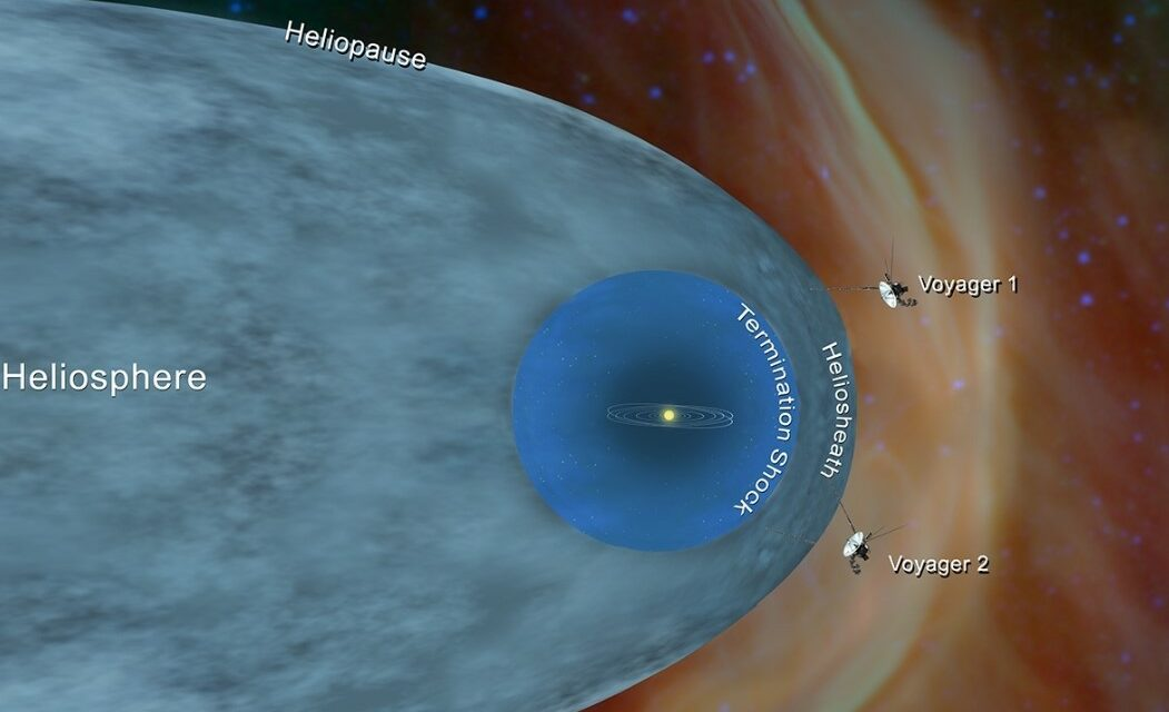 Voyager e Pioneer, un quartetto ancora in viaggio