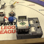 First Lego League, la premiazione in Asi