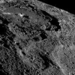 Asteroidi, la firma dell'acqua