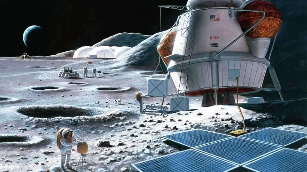 Luna e oltre: la  Nasa scommette sulle piccole imprese