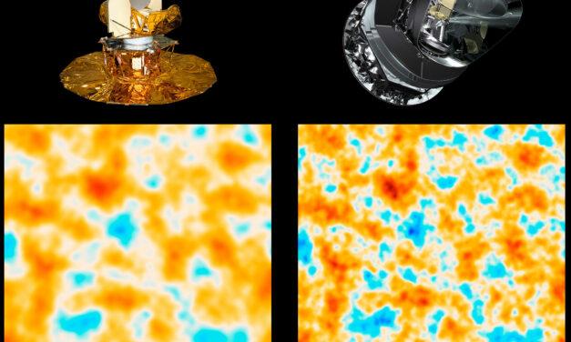 Planck e WMap si aggiudicano il Premio Cicconi