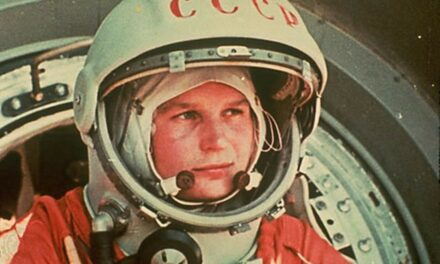 Valentina, prima nello spazio