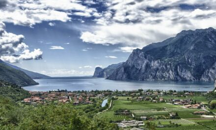 Gli effetti della rotazione terrestre sul Lago di Garda