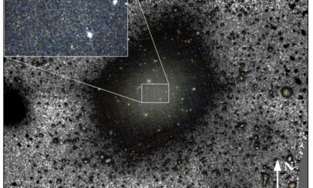 Galassia senza materia oscura? Mistero risolto