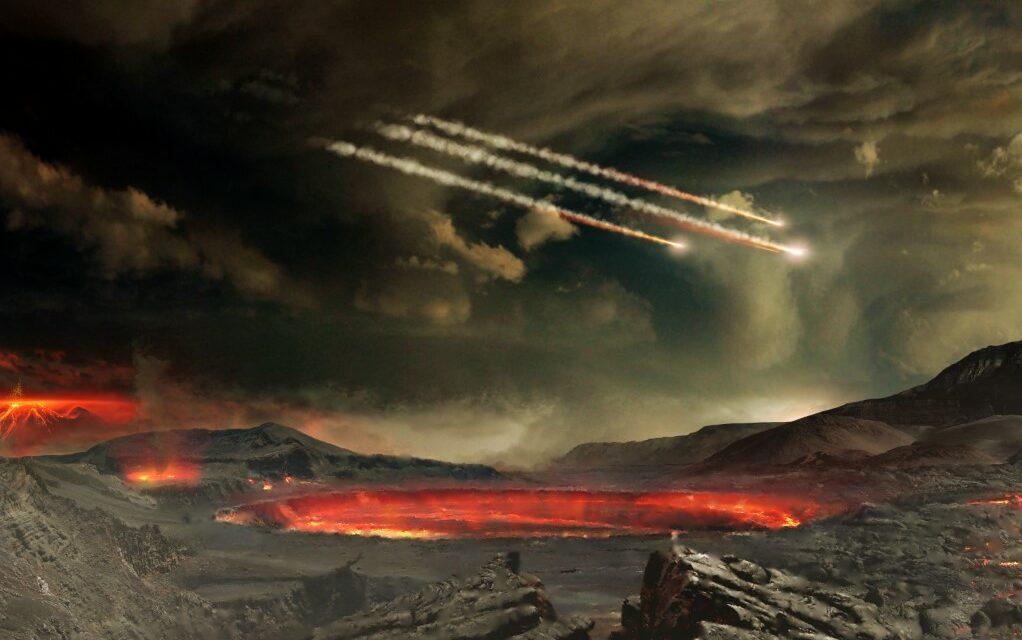 A caccia di segni di vita nelle meteoriti 'velenose'