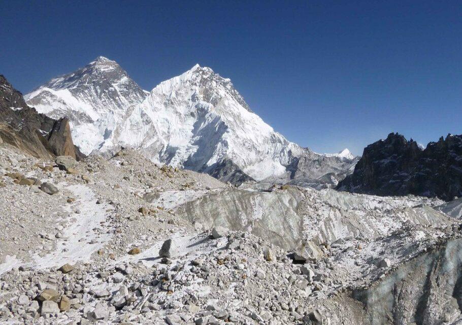 Himalaya, ghiacciai in pericolo