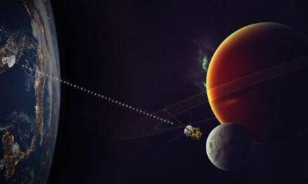 #SpaceTalk: Dialoghi dallo spazio profondo