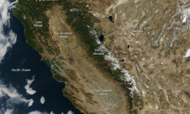 Falde acquifere e oceani: legame da monitorare via satellite