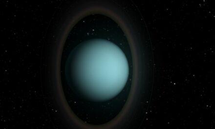 Anelli glaciali per Urano