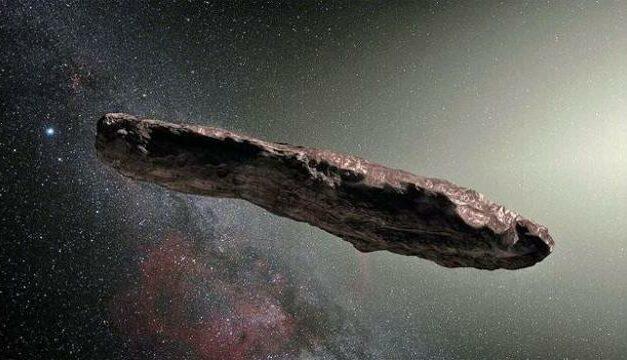 Oumuamua e l'ipotesi della panspermia galattica