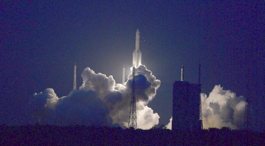 La Cina rallenta la corsa allo spazio