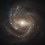 Una girandola galattica per Hubble