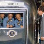 Luna andata e ritorno: il rientro dell'Apollo 11