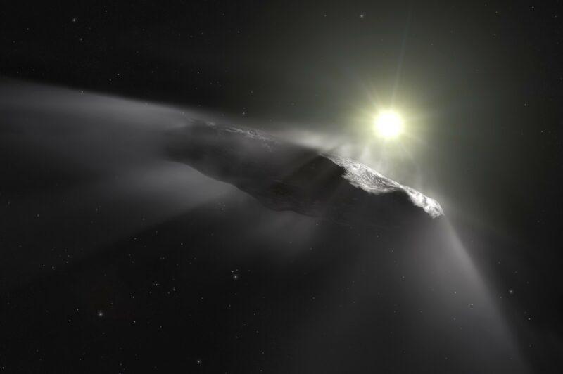 La mareale origine di Oumuamua thumbnail
