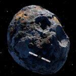 Psyche: alla scoperta dell'asteroide d'oro
