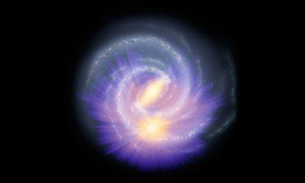 Gaia rivela la barra di stelle della Via Lattea