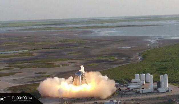 Battuta d'arresto per SpaceX