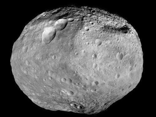Dawn racconta l'evoluzione di Vesta