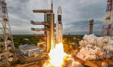 Chandrayaan-2 in rotta verso la Luna