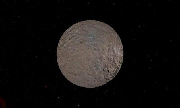 Cinque cose da sapere sugli asteroidi