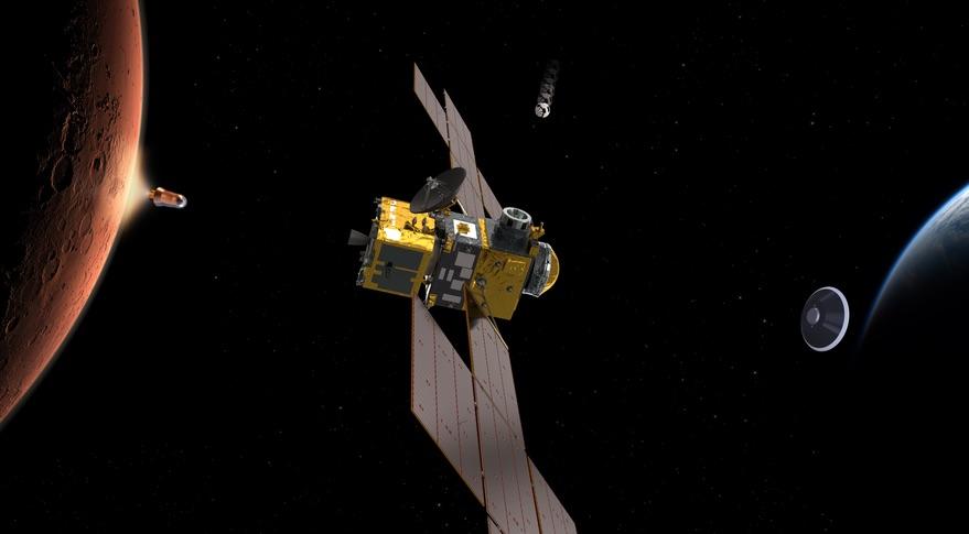 Mars Sample Return prende forma
