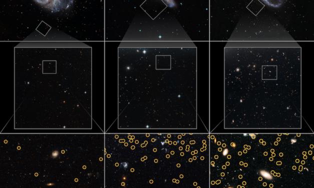 Espansione cosmica, un nuovo valore per Hubble