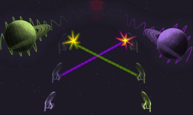 Guerre stellari in un universo quantistico