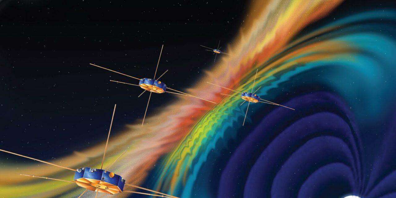 Il primo shock interplanetario