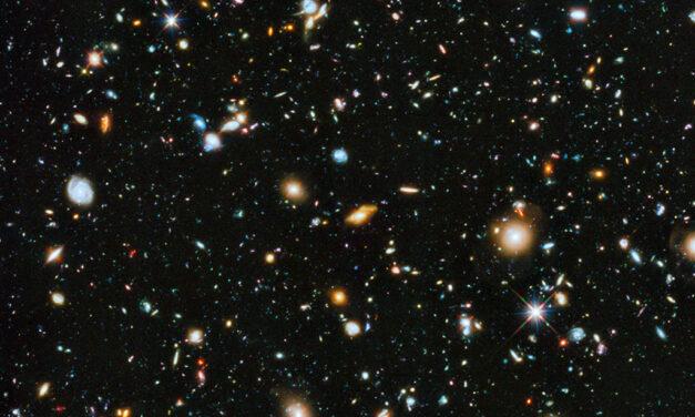La materia oscura nata prima del Big Bang?