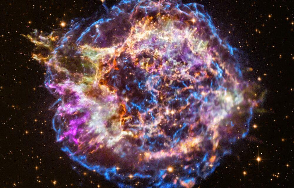 Chandra e Cassiopea: un legame ventennale