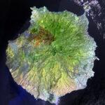 L'incendio di Gran Canaria