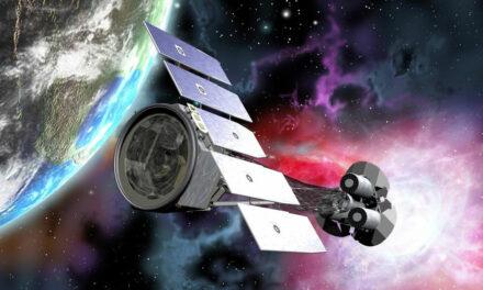 Ixpe volerà a bordo del Falcon 9
